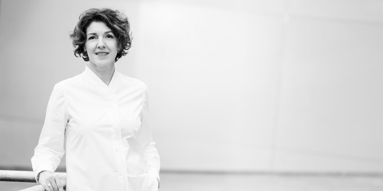 Portrait Professorin Claudia Kocian-Dir